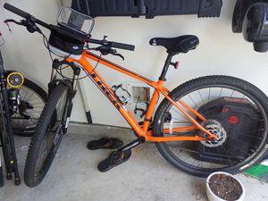 Orange Mountain Bike for Sale in Baytown, TX