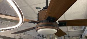DEMO 52 in. Kichler ceiling fan for Sale in Pinellas Park, FL