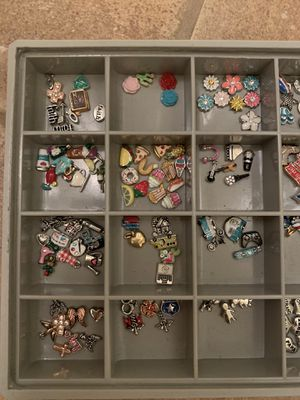 Origami Owl charms for Sale in Highland, CA