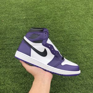 Jordan 1 Court Purple 2.0 for Sale in Nellis Air Force Base, NV