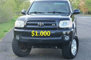 🔥🔑🔑$1000🔑🔑 For Sale URGENT 🔑🔑2006 Toyota Tundra CLEAN TITLE🔑🔑 for Sale in Washington, DC