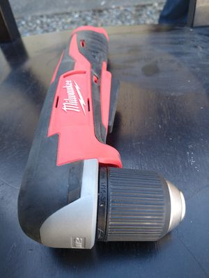 Milwaukee right angle 3/8 drill new for Sale in Puyallup, WA