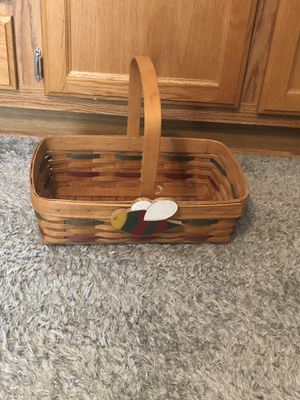 1992 Longaberger Bee basket for Sale in Dublin, OH