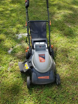 Remington Electric Lawn Mower for Sale in Aloma, FL