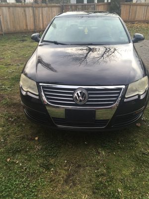 08 Passat 2.0 T for Sale in Federal Way, WA