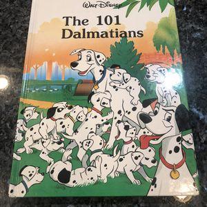 "Rare Walt Disney ""The 101 Dalmatians "" Hardcover Book 1986 for Sale in Artesia, CA"