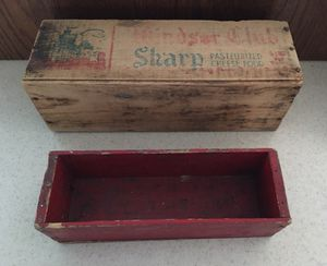 Vintage all wooden boxes for Sale in Wilson, KS