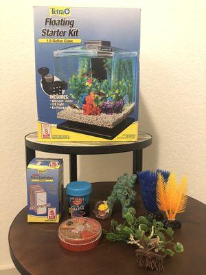 Tetra Fish Aquarium for Sale in Austin, TX