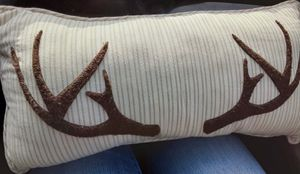 Deer pillow for Sale in Prineville, OR