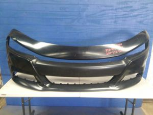 2017 DODGE CHARGER FRONT BUMPER for Sale in San Antonio, TX