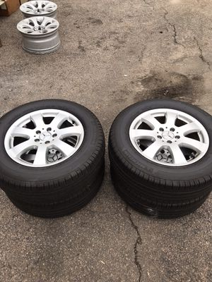 Mercedes ML Tires and Rims for Sale in Richmond, VA