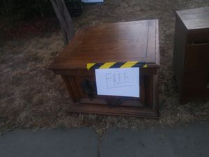End table for Sale in Patterson, CA