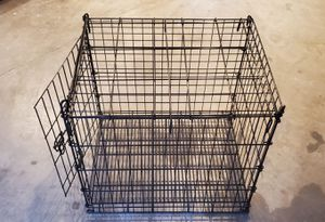 Metal Dog Crate for Sale in Euless, TX