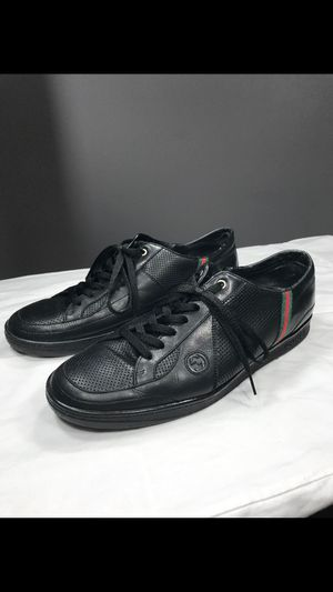 Men's Gucci Authentic Shoes size 11.5 for Sale in Apopka, FL
