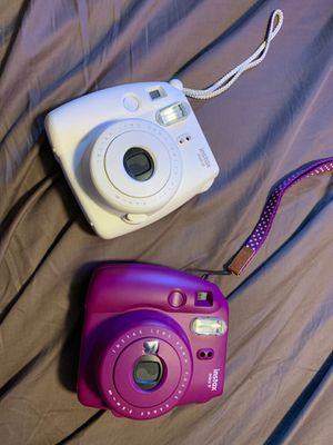 Polaroid 9 & 8 for Sale in Hesperia, CA
