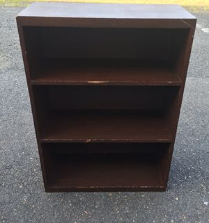 Bookshelf - Solid Wood - 28x12x39 high for Sale in Falls Church, VA