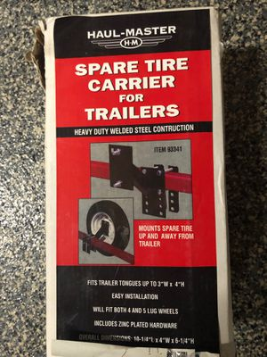 Haul-Master Spare tire carrier for trailers for Sale in Glendale, AZ