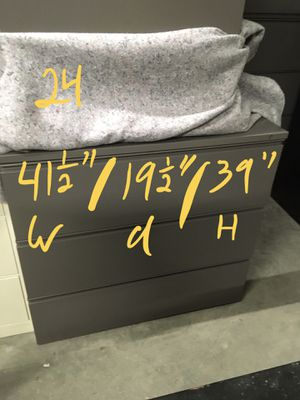 Three drawer file cabinets $70 for Sale in Mulberry, FL