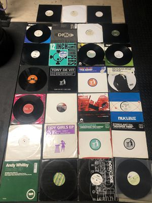 Hardhouse Vinyl for sale (dj library mp3 WAV records usb cdj turntable tidy boys tidy girls Andy Whitby bk Paul glazby Tony devit Paul Janes lost one for Sale in Escondido, CA