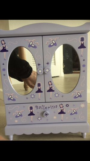 Girl Jewelry Box for Sale in Canonsburg, PA
