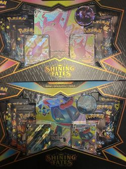 Shining Fates Premium Collection Set - Pokémon Cards for Sale in Milwaukie,  OR