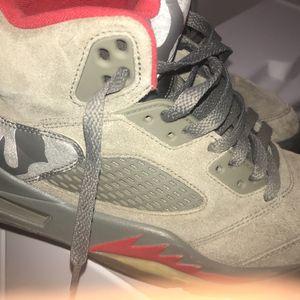 Jordan Camo 5 Size 8.5 for Sale in Silver Spring, MD