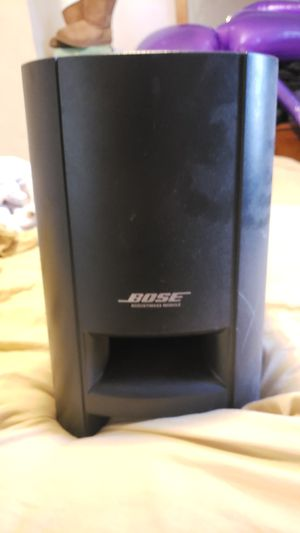 Bose powered speaker ps3-2-1 ii for Sale in Fresno, CA