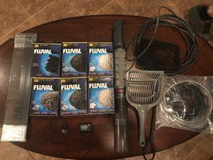 OBO - AQUARIUM Filter & Fish Tank MISC ITEMS - OBO for Sale in Glendale, AZ