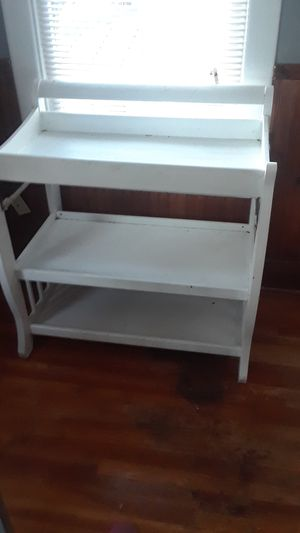 Changing table obo for Sale in Portsmouth, VA
