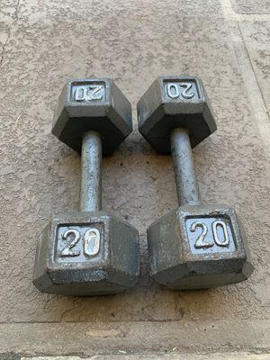 Dumbbells for Sale in Long Beach, CA