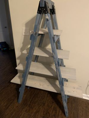 Ladder shelf for Sale in Winder, GA