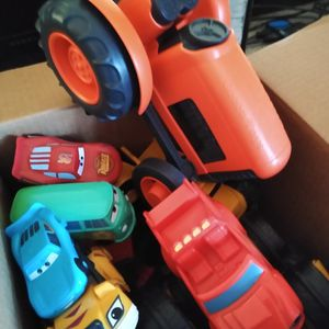 Assorted Toy Cars And Trucks. Look At List for Sale in Mount Vernon, WA