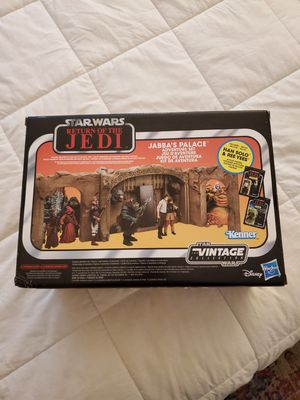 Star Wars Jabba's Palace Mib for Sale in Silver Spring, MD