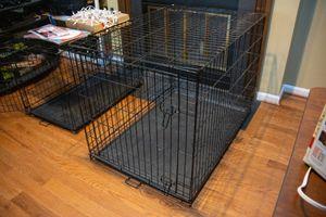 Large dog crate for Sale in Manassas, VA