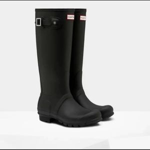Hunter Tall Adjustable Rain Boots for Sale in Cary, NC