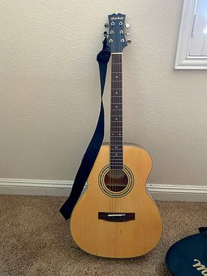 Guitar with bag for Sale in Riverside, CA