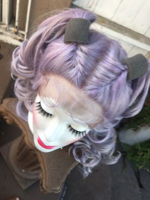 Lavender Lace Front Wig for Sale in Spring Valley, CA