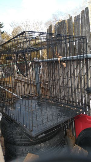 Dog crate for Sale in Millcreek, UT
