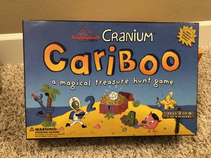 """Cranium Cariboo """"A Magical Treasure Hunt Game for Sale in Happy Valley, OR"""