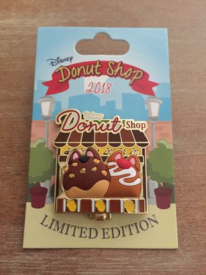Disney Donut Shop Chip n Dale Pin LE- NEW for Sale in Sunnyvale, CA