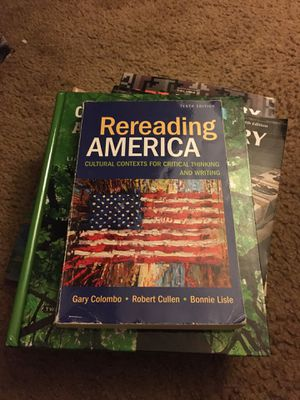 Rereading America for Sale in Hacienda Heights, CA