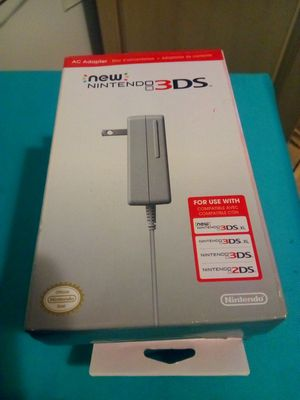 4 NEW Nintendo 3ds chargers for Sale in Stone Mountain, GA