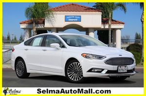 2018 Ford Fusion for Sale in Selma, CA