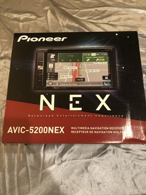 Pioneer AVIC-5200Nex for Sale in Houston, TX
