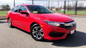 2016 Honda Civic Sedan for Sale in Malden, MA