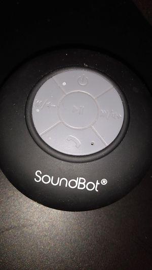 Soundbot water resistant Bluetooth shower speaker for Sale in Ladson, SC