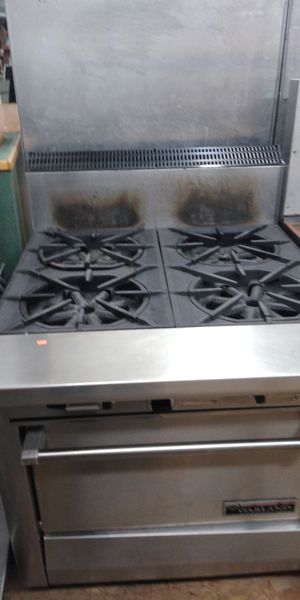 Restaurant Equipment and appliances sales located at 55 north main st Norwich ct starting price $99 for Sale in New London, CT
