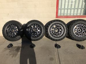 Chevy Chevrolet Colorado GMC Canyon wheels and tires for Sale in Sacramento, CA
