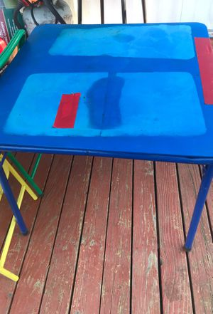 Kids table for Sale in Oregon City, OR