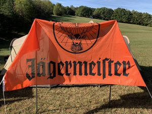 Jagermeister 6'x4' flag for Sale in Blue Ridge, VA